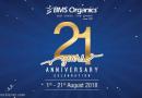 BMS Organics 21st anniversary celebration