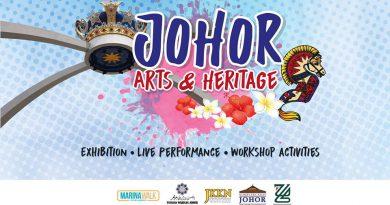 Johor Arts & Heritage Festival