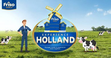Come and Experience Holland with us