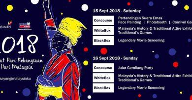 Mall of Medini: Hari Malaysia Celebration