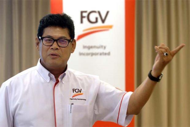 Zakaria's resignation 'slightly positive' for FGV