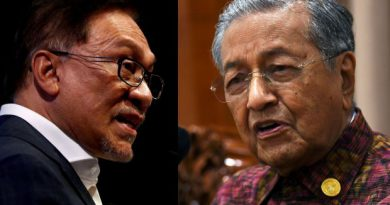 Mahathir-Anwar combo good for Malaysia, says Azmin