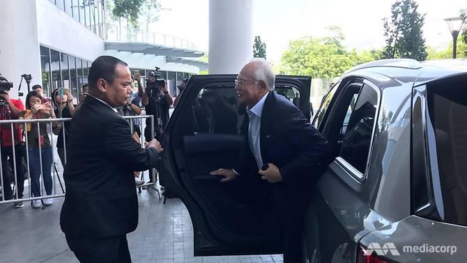 Najib Razak and former Malaysia Treasury secretary-general to face criminal breach of trust charges