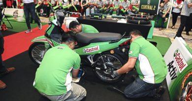 Johor team bags top prize in Super Mechanic Contest