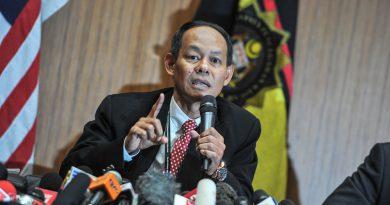 MACC chief: Corruption in Malaysia getting worse