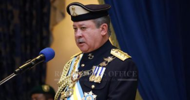 Johor Sultan reminds state leaders of their duty, warns excos who do not perform may be replaced
