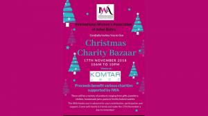 Christmas Charity Bazaa