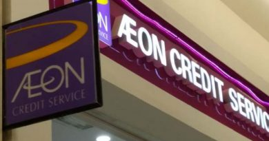 Aeon Credit earnings up 23.5% in the third quarter