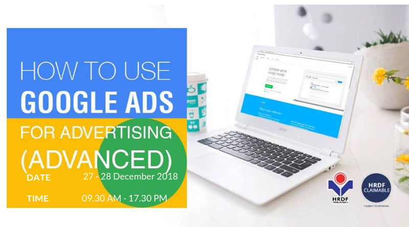 Google Ads Search & Display Advertising Training