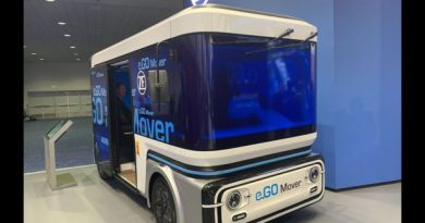 Meet the e.GO, a fully autonomous electric bus the size of a limo