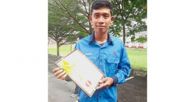 TNB meter reader saved family from burning house