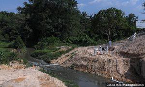 Environment minister declares Sungai Kim Kim safe