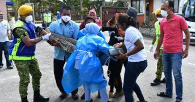 Johor Sultan pledges RM1mil to aid Pasir Gudang chemical crisis