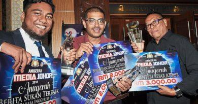 The Star's Johor bureau wins big at media awards