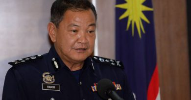 Abdul Hamid officially takes over as IGP