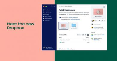 Dropbox unleashes its boldest redesign yet