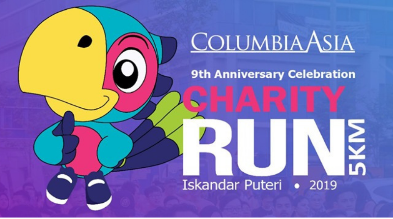 9th Anniversary Celebration Charity Run