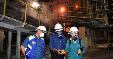 Johor Environment Dept directs Pasir Gudang factories to install emission data monitoring equipment