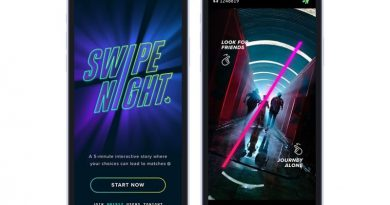 Tinder launches 'Swipe Night', an interactive, apocalyptic adventure match game