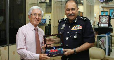 Johor's long-serving MCA man Freddie Long dies of cancer