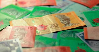 Ringgit opens slightly firmer against US dollar