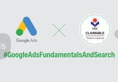Google Ads Fundamentals & Search Training