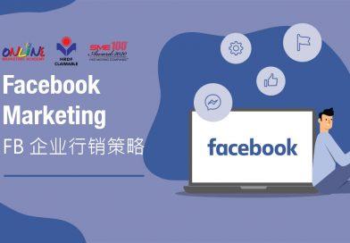 面子书市场营销策略